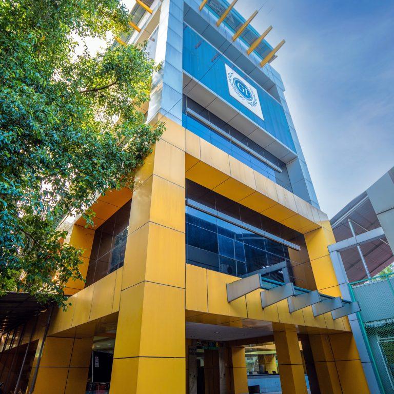 Main Campus Building GIIMS Logistics Institute